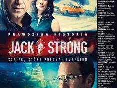 Jack Strong. Exclusive press patronage of Polish Express Newspaper
