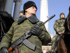 Pole 'killed by separatists' in Ukraine