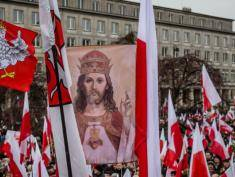 Warsaw march: opposition claims local election results rigged