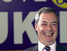 Eurosceptic Farage lambasts Tusk as Poland's 'newest émigré'
