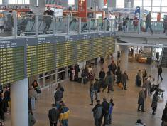 Warsaw airport makes top 20 in punctuality ranking