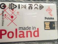 Fiasco over Polish pendrive 'made in China'