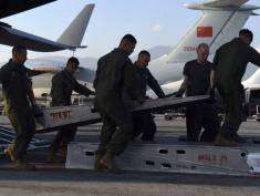 Polish aid packages reach Nepal