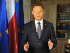 President Duda announces referendum decision