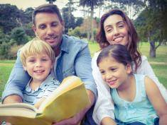Up to 30 percent of household budgets go to raising kids