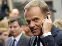 Donald Tusk takes over European Council presidency