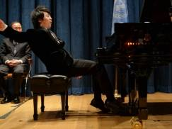 Penultimate day of Chopin Competition finals