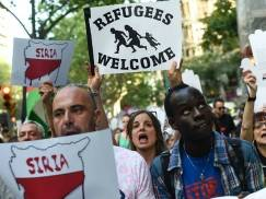 New refugee law comes into force