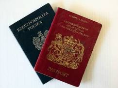 Britons applying for polish passports