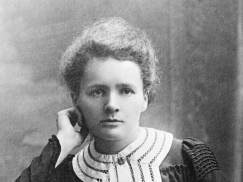 Marie Curie was the most influential woman in world history, according to a BBC poll