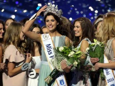 Ewa Mielnicka crowned new Miss Poland