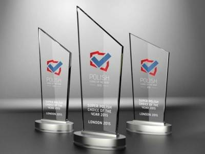 Polish Choice Awards dished out in UK