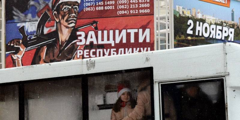 Evacuation underway for Donbas Poles