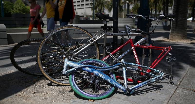 20,000 bikes stolen every year around Poland