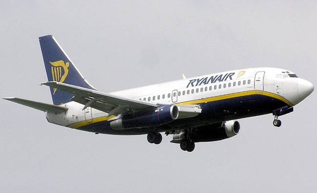 Ryanair overtakes LOT. Now is the biggest carrier in Poland