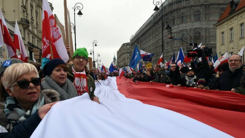 Poland braced for EU Commission opinion amid row