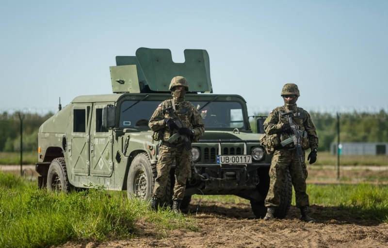 Major NATO military exercises in Poland amid security fears