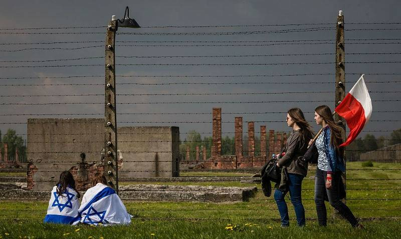 Poland passes bill to jail people who use the term ''polish death camp''