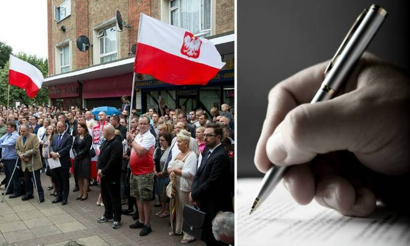Warm words of encouragement - read a touching letter from a British citizen!