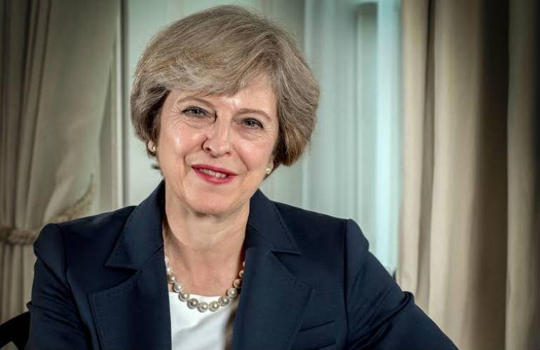 Exclusively in Polish Express: Theresa May answers the questions asked by Poles living in the UK!