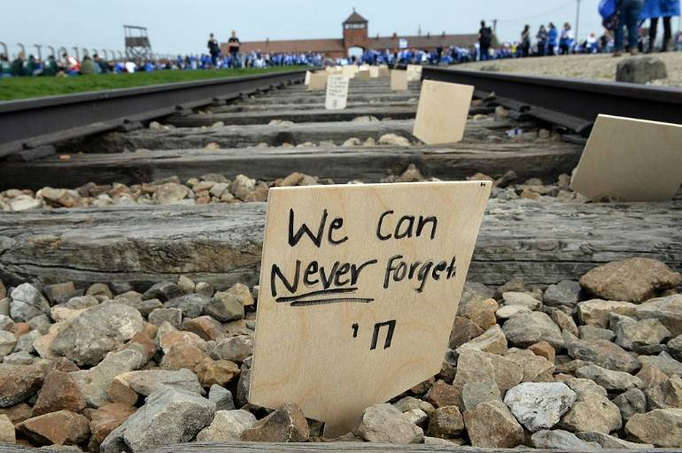 """What do Americans know about the Nazi death camps?"